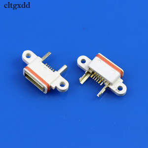 cltgxdd Micro USB connector jack socket charging port Replacement Parts for Xiaomi 4 M4 Mi4 charger dock
