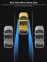 Smart Car Microwave Radar Blind Spot Detection System Safety Warning Sensor BSD traffic alert detection Kit for unviersal 12V
