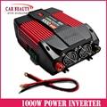 Car Power Inverter 1000 W DC 12 V/24 V A AC 220 V/110 V 1000 Vatios convertidor de Potencia Máxima 2000 W Para Coche Y Familly