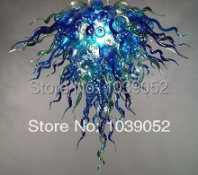 2014 Hot Sale LED Modern Glass Art Chandelier
