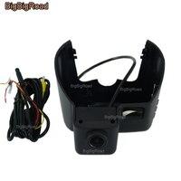 BigBigRoad Car Video Recorder Wifi DVR Dash Cam Dual Camera Lens For Jeep Grand Cherokee 2011 2012 2013 2014 2015 2016 2017