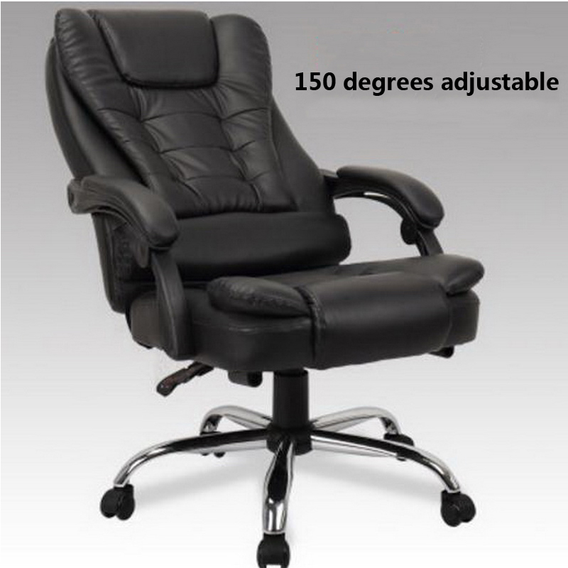 240304/Work office chair/Adjustable handrails/360 degree rotation/High quality steel material/Home gaming chair 240311 high quality pu leather computer chair stereo thicker cushion household office chair steel handrails