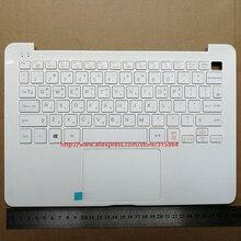 Koreanische layout Neue laptop tastatur mit touchpad handauflage für LG 13Z940 weiß