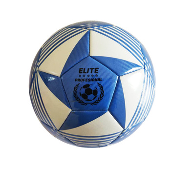 2018 Outdoor Sport soccer ball Material PU Durable Training Football Official Size 5Size League Train Voetbal Bal 3 color futbol soccer balls size 4