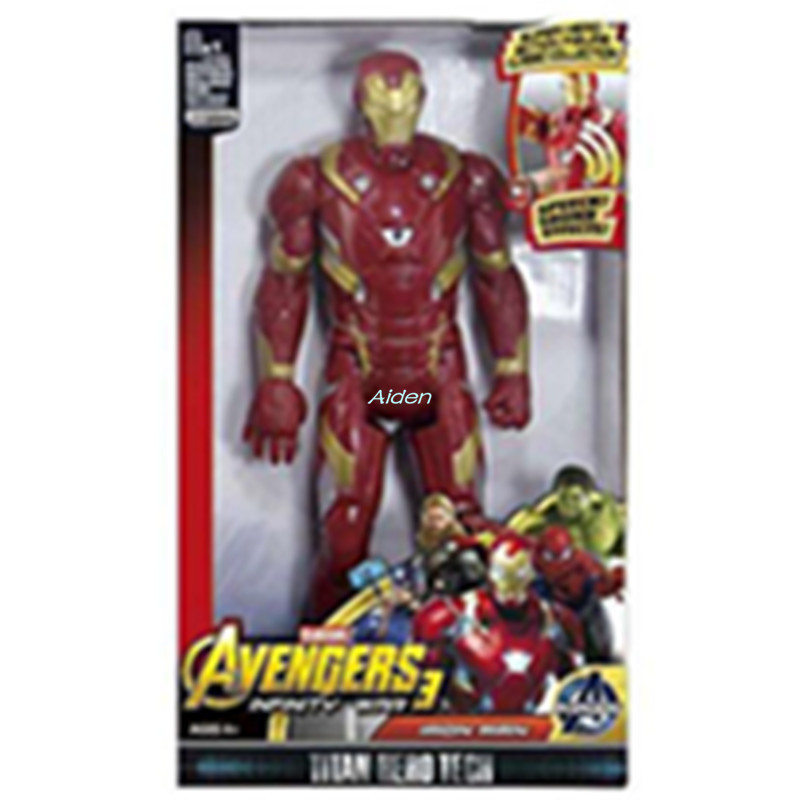 """12/"""" Super Hero Avengers Action Figure Collectible Toy Model THOR,"""