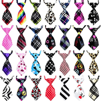 50/100 pcs/lot Mix Colors Pet Cat Dog Tie Puppy Grooming Products Adjustable Rabbit Dog Bow Tie Accessories Pet Bowtie Supplies