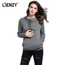 Pullovers tracksuits sweatshirt hoodies solid pocket slim sleeve clothes winter brand