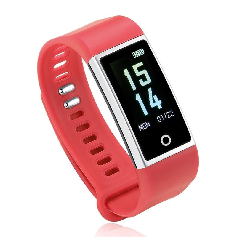 EnohpLX Smart Bracelet M18 Color Screen Blood Pressure Heart Rate Monitor