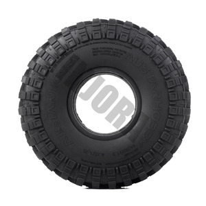 "Image 4 - INJORA 4PCS 123*45MM 1.9"" Rubber Tyre Wheel Tires for 1:10 RC Rock Crawler Axial SCX10 SCX10 II 90046 AXI03007 Traxxas TRX 4"