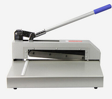 Fast Powerful Shear Knife Paper Cutter PCB Board Steel Plate Shearer Cut Aluminium Sheet Cutting Machine