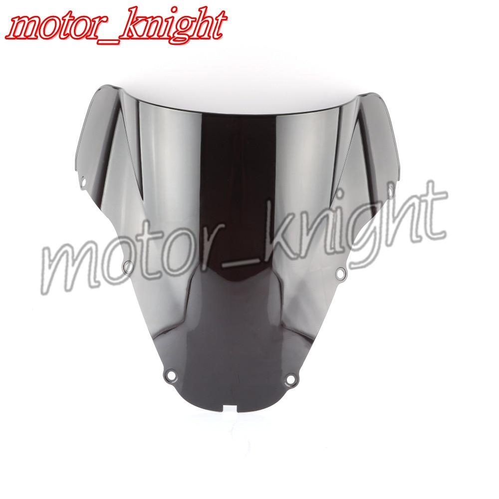 Black Windscreen Windshield Screen Protector For 2000 2001 Honda CBR 929RR 900RR