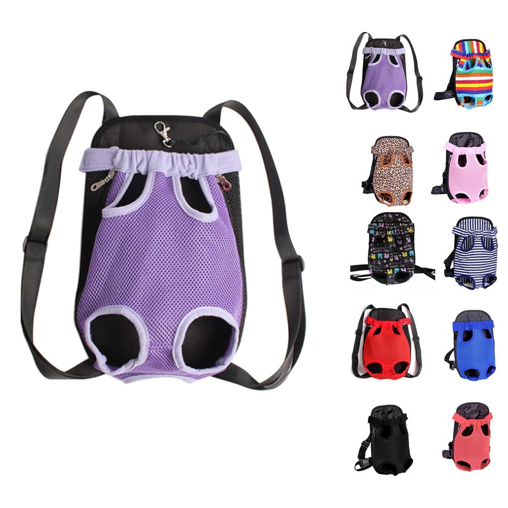ᗔAlta calidad Pet Dog Carrier mochila Front Pack samll viaje ...