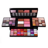 Brand New Cosmetics Makeup Kit 74 Colors Palette Set Eyeshadow Lipgloss Blush Concealer