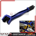 New motorcycle brake bicycle chain maintenance cleaning brush change cycle for Honda/Yamaha/KTM/Kawasaki/Suzuki/blue BMW tools