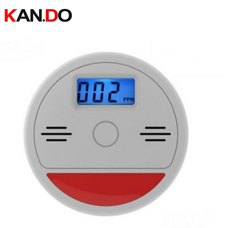 Practical Security Home Security 85db Warning Independent Lcd Co Carbon Monoxide Poisoning Sensor Fire Warning Alarm Detector Sales Of Quality Assurance Fire Protection
