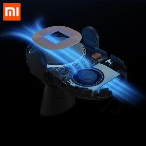 Image 5 - En Stock Xiaomi chargeur de voiture sans fil 20W Max électrique Auto pincement 2.5D anneau de verre Lit pour Mi9 20W chargeur rapide intelligent