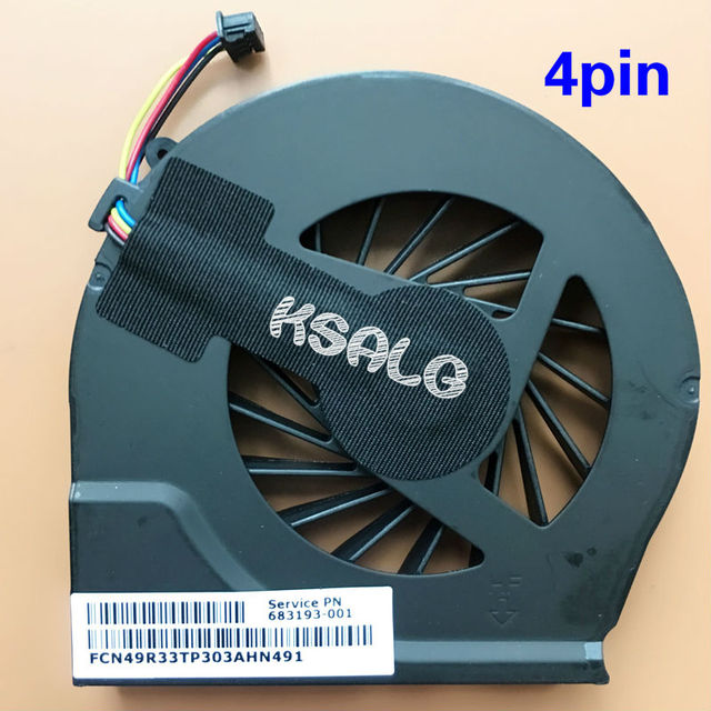 Brand New Notebook CPU Cooling Cooler Fan Fit For HP Pavilion G4 ...