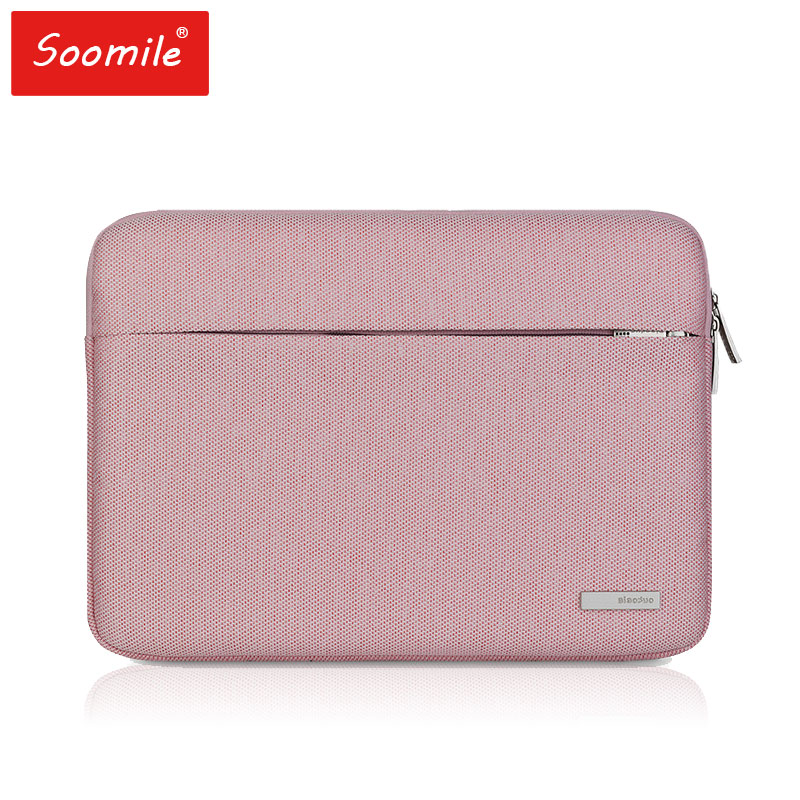Fashion Women Handbag Laptop Bag 15 14 13 12 11.6 Inch Briefcases Shoulder Messenger Bag For Macbook Air Pro Computer Sleeve
