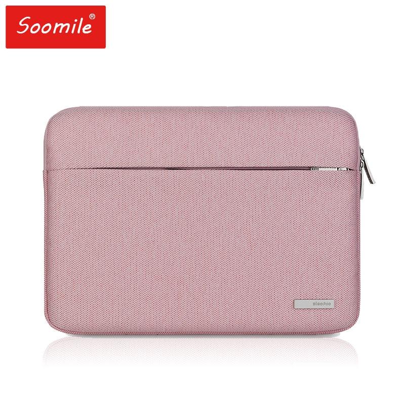 Fashion Women Handbag Laptop Bag 15 14 13 12 11.6 Inch Briefcases Shoulder Messenger Bag For Macbook Air Pro Computer Sleeve