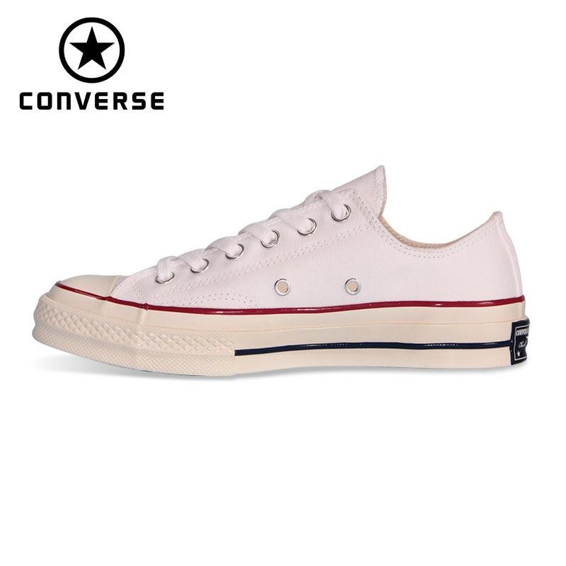 NEW Original Converse 1970S all star shoes Retro classic men women unisex sneakers 162065C Skateboarding Shoes