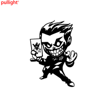 Personality JOKER decal sticker home bike car lap top Cool Graphics
