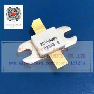 Image 4 - 100% nouveau original; RD100HHF1 RD100HHF1C RD100HHF1 101 Transistor de puissance RD100HHF1C 501 silicium MOSFET 30MHz,100W