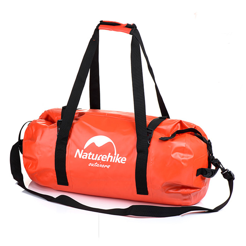 2019 Newest Naturehike Waterproof Swimming Storage Bag Outdoor Climbing Camping Cycling Shoulder Dry Bag 4 Sizes