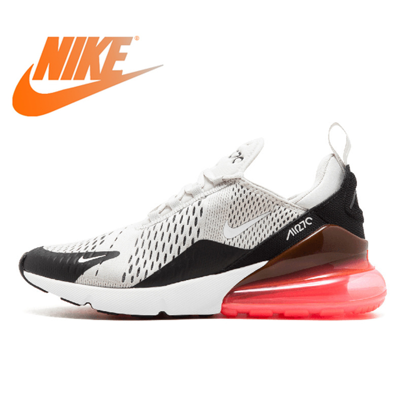 Original New Arrival Authentic Nike Air Max 270 180 Mens Running Shoes Sport Outdoor Sneakers Comfortable Breathable Cushioning