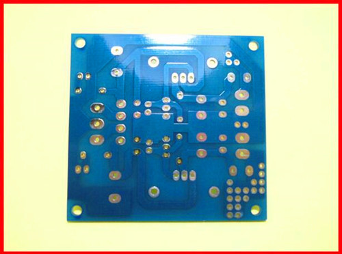 Free Shipping!!!  Fused LM317 + LM337 / negative dual power adjustable power supply board/ Electronic Component