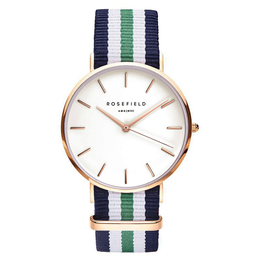 Luxury Brand Rose Gold Silver Men Women Watches Leather Nylon Quartz Wrist Watch Unisex Clock Relogio Masculino classic luxury formal unisex dress quartz men women wrist watch rose golden metallic strap decorational subdial gift box
