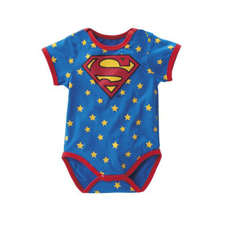 Super hero Baby Bodysuit Newborn Baby Boy Clothes Customes Toddler Jumpsuit Halloween Costumes For Baby Boy Girl Clothing