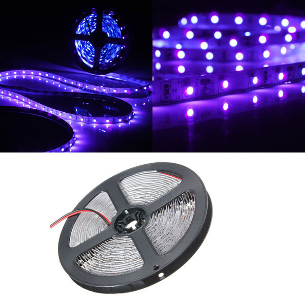5m 300LEDs RGB White Warm White Blue Green Red Yellow 3528 LED strip tape SMD 12V flexible light 60led/m Non-waterproof Led lamp