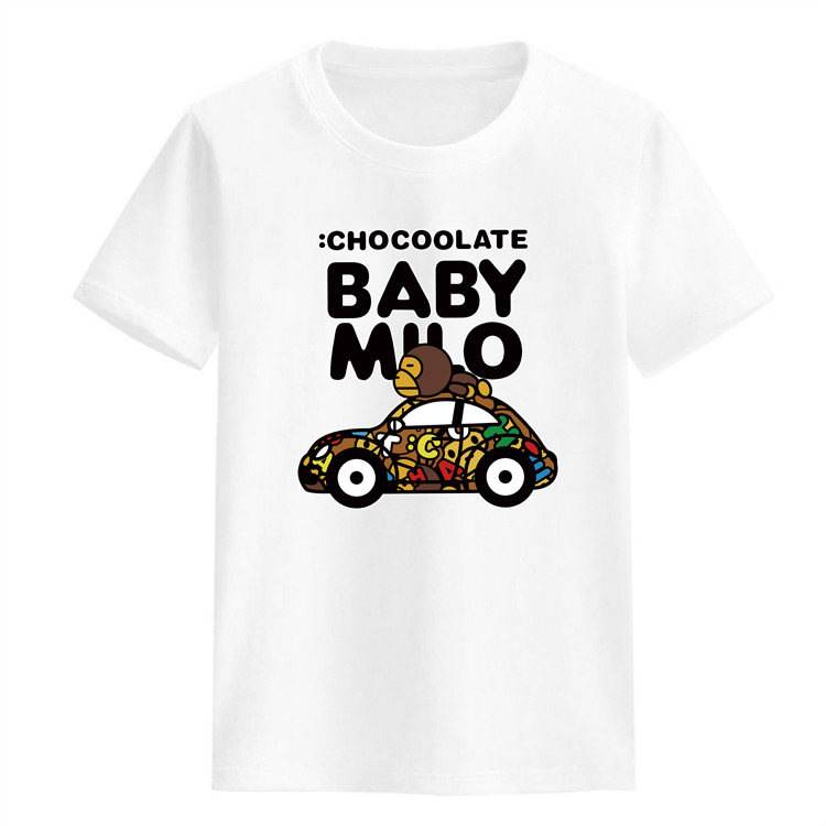2018 baby kids clothes t-shirts full size 3-14y summer boys & girls clothing tshirt cotton casual cartoon children top tees