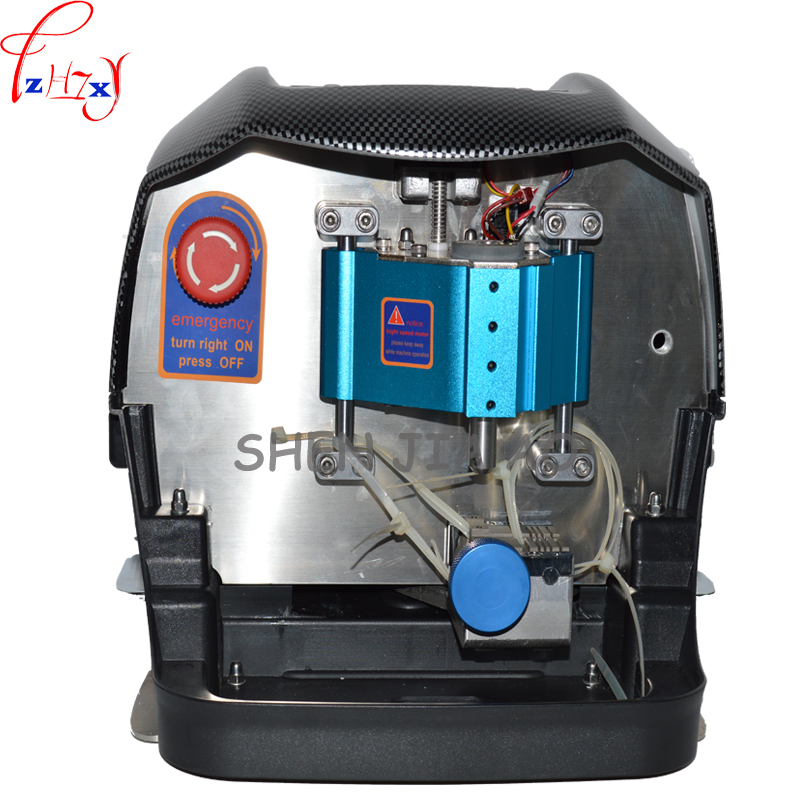 1pc new version high quality automatic CNC key cutting machine V8 X6 Intelligent key cutting machine