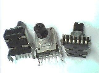 2 шт./лот, Южная Корея RK11 потенциометр B50K длина вала 13 мм