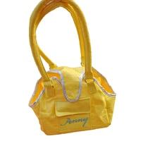 Small Pet Carrier Dog Cat Transport Bag Airline Bag Tote Handbag Fashion Travel Tote Vet Shoulder