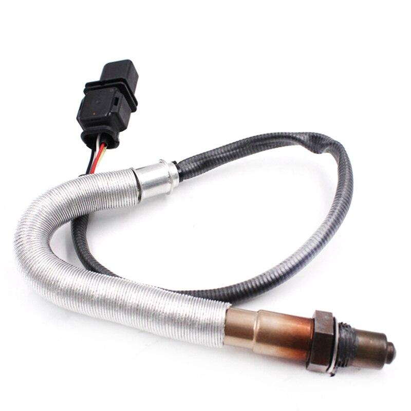 02 Air Fuel Ratio Lambda Oxygen Sensor 11787570104 For BMW E81 E90 E93 E92 E84 Car Accessories