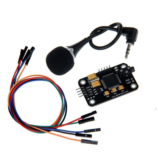 Geeetech модуль распознавания голоса для Arduino совместимый