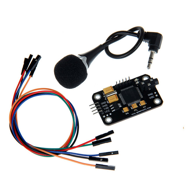 Geeetech Voice Recognition Module for Arduino Compatible