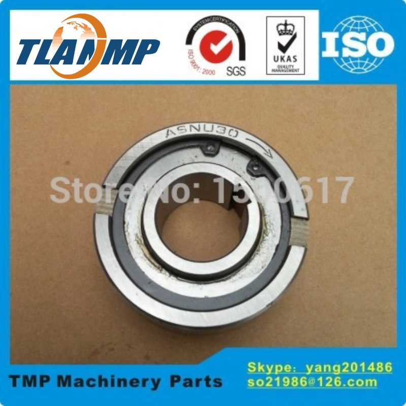 ASNU30(NFS30) One Way Clutches Roller Type (30x72x27mm) One Way Bearings Freewheel Overrunning Clutch Made in China mz15 mz17 mz20 mz30 mz35 mz40 mz45 mz50 mz60 mz70 one way clutches sprag bearings overrunning clutch cam clutch reducers clutch