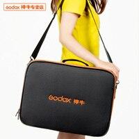 Godox cb-09 mala de viagem para ad600 ad600b ad600bm ad360 tt600 tt685 v860ii flash kit acessórios