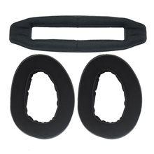 Replacement Ear Pads Cushion Earpads Earmuff Headband for Se