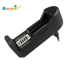 Best price EU Universal Charger For 3.7V 18650 16340 14500 Li-ion Rechargeable Battery Hot 1.54(China)