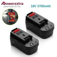 цена на Powerextra Rechargeable Battery Cordless Tool Battery for Makita Battery 18 V BL1830 BL1840 BL1850 BL1860B BL1860