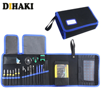 67 in 1 Multi Function repair opening tools Set carrying bag Screwdriver Combination for repairing watches mobile phones tablets