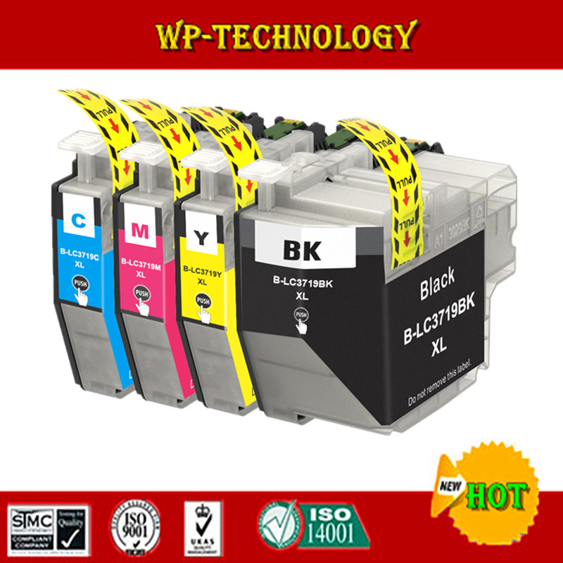 Compatible Ink Cartridge for Brother LC3719 LC3719XL suit For Brother MFC-J3930DW MFC-J2330DW etc...