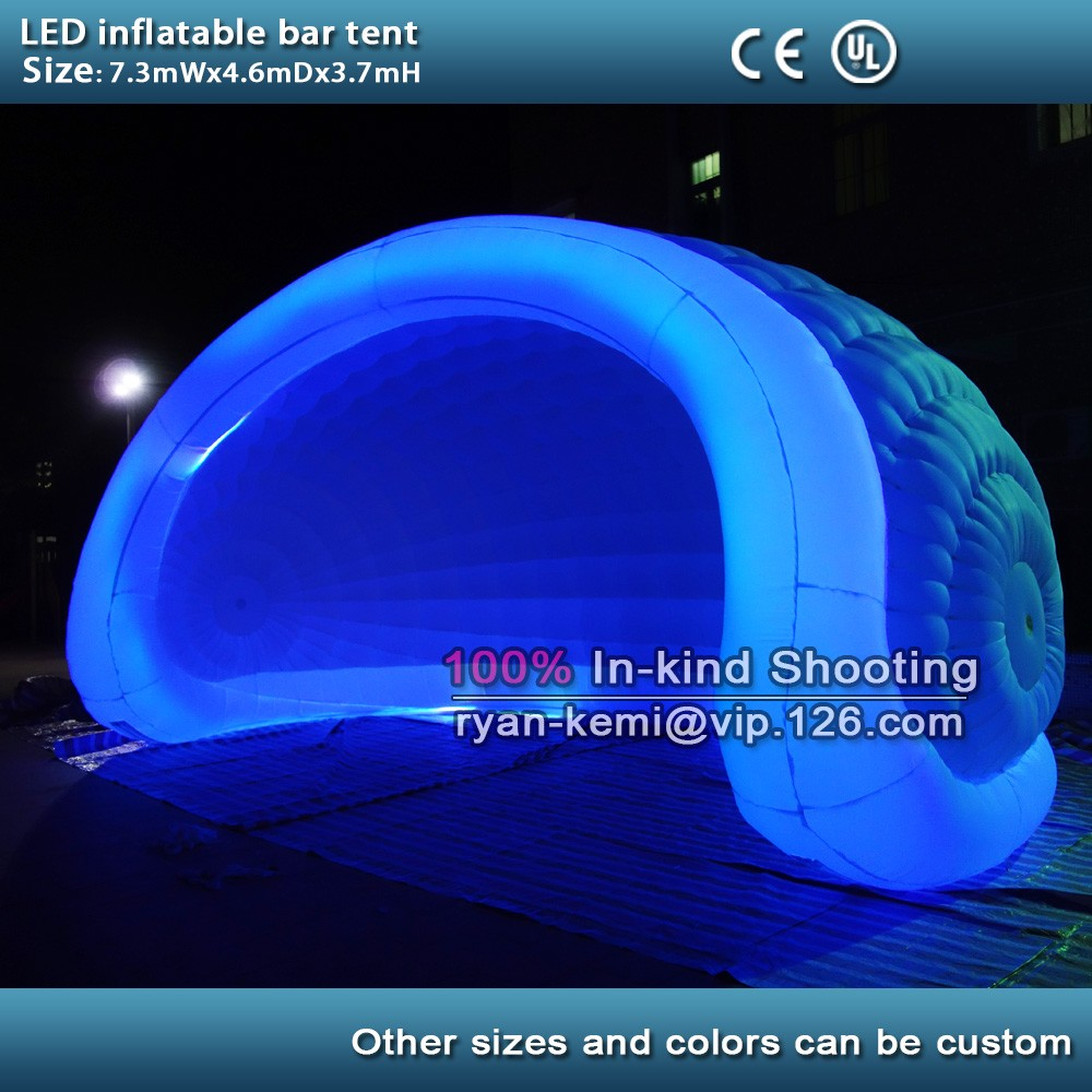 giant-portable-inflatable-bar-tent-with-LED-inflatable-dome-tent-color-changing-LED-inflatable-events-tent