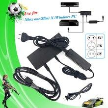 Новейшая версия Kinect адаптер 2,0 V2 датчик движения управление движением Блок питания переменного тока для Xbox one S/X/Windows PC