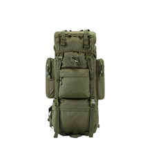 Outdoor climbing camping and backpacking outdoor large shoulders camouflage font b Bag b font Backpack 65L