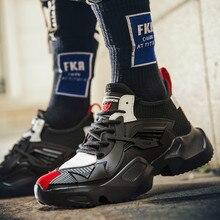Chaussures de sport dextérieur pour hommes, baskets tendance, décontractées, de marque, de marche, Zapatillas Hombre, collection 2019